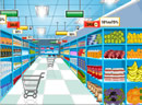 play Super Market Escape