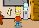 play Bart Simpson Saw