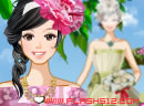 play Spring Bride Dress Up