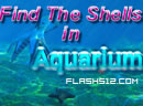 play Find The Shells In Aquarium
