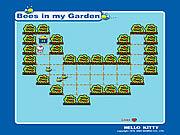 play Hello Kitty: Bees In My Garden