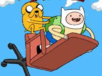 play Adventure Time Finn Up