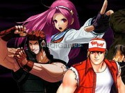 play Kof The Strong'S Fighting
