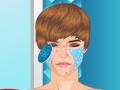 play Super Justin Bieber Facial