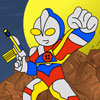 play Ultraman Save Blues