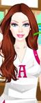 play Barbie Cheerleader