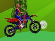 play Spiderman Biker 2