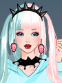 play Pastel Goth Dress Up