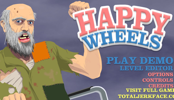 play happy wheels for free