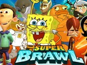 play Spongebob Super Brawl 2