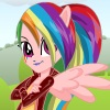 play Equestria Girls Rainbow Dash