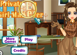 play Private Eye Girl Makeover