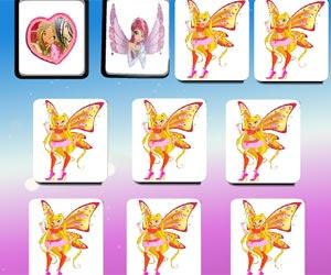 play Winx Club Memory