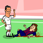 play Ronaldo The Crying