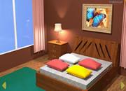 play Brown Bedroom Escape