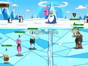 play Ben 10 Snowbrawl Battle 2