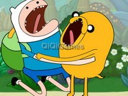 play Adventure Time Jugle