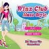 play Winx Club Musa Style