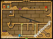 play Fireboy And Watergirl 2 - The Light Temple Walkthrough