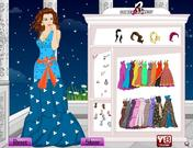 play Gown Girl Dress Up