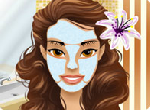 play Shy Girl Beauty Makeover