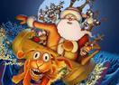play Santa Clause Jigsaw