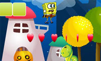 play Spongebob New World