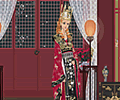 play Korean Queen Dress Up