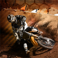play Dirt Race 3D