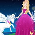 play Barbie Pegasus