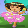 play Dora Flower World