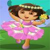 play Dora Flower World