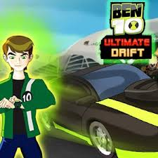 play Ben 10 Ultimate Drift