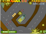 play Army Vehicles Parking