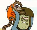 play Regular Show - Ride Em Rigby