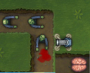 play Zombie Tower Def Uprise