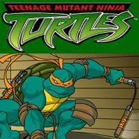 play Teenage Mutant Ninja Turtles: Mouser Mayhem