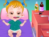 play Baby Hazel Goes Sick