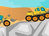 play Trucks Desert Racing