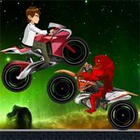 play Ben 10 Vs Alien Race