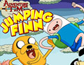 play Adventure Time Jumping Finn