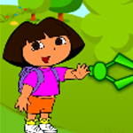 play Dora Snacks Catching