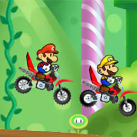 Mario Motocross Mania 3 Play Game