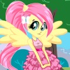 play Equestria Girl Fluttershy