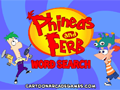 play Phineas And Ferb Word Search