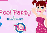play Pool Party Makeover