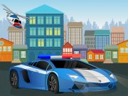 play Police Station Parking 2