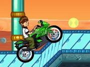 play Ben 10 Bike Remix