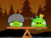 play Angry Birds Piggies Balance