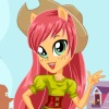 play Equestria Girls Applejack